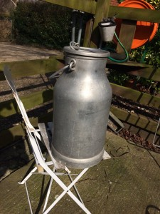example of milk churn available
