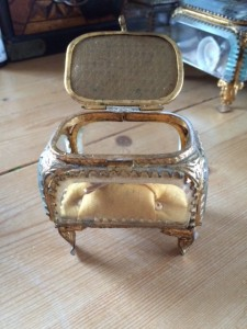 Image of French trinket box